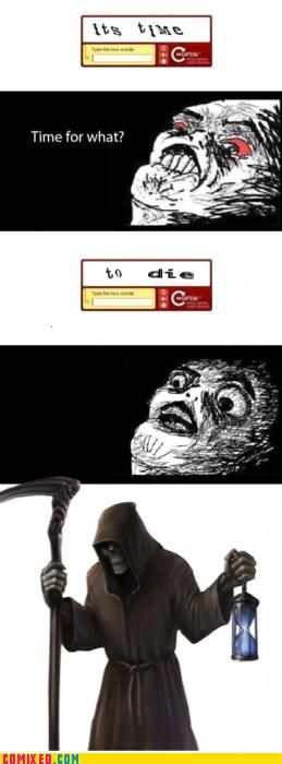 captcha Death grim reaper inglip rage the internets - 4994093312