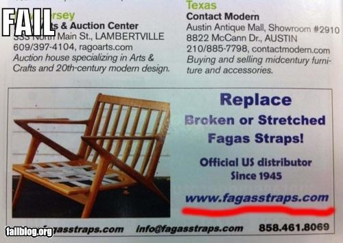 company name failboat innunendo swear words url - 4994173440