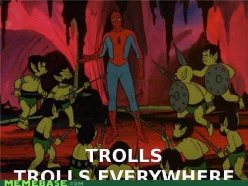 internet Spider-Man Super-Lols trolls - 4994184448