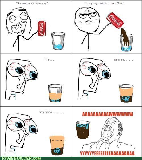 coca cola,coke,fizz,Rage Comics