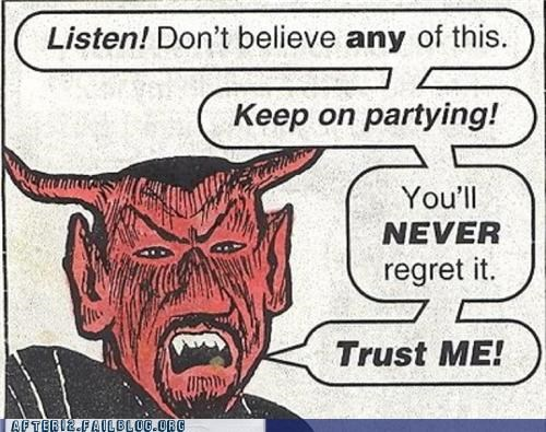 satan,advice,friendly,funny