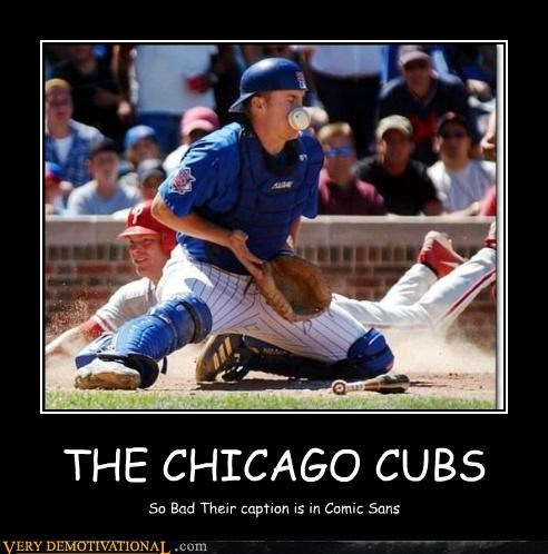 baseball chicago cubs hilarious sports - 4997053952
