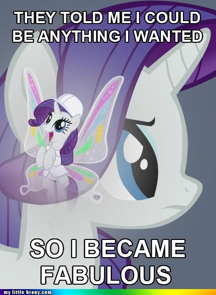fabulous rarity sass they told me - 4997461504