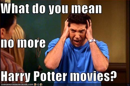 actor celeb david schwimmer friends funny Harry Potter sci fi - 4997794048