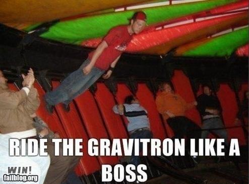 classic gravitron Like a Boss - 4997880064