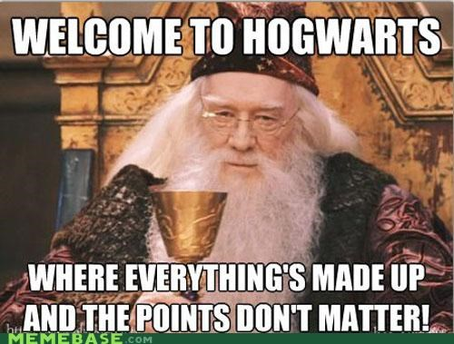 books,drew carey,dumbledore,Harry Potter,Hogwarts,Memes,movies,points,television,whose line