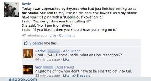 beyoncé facepalm I see what you did there over-hisher-head phone - 4998341888