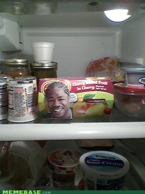 cherry,cups,food,fridge,work,yo dawg