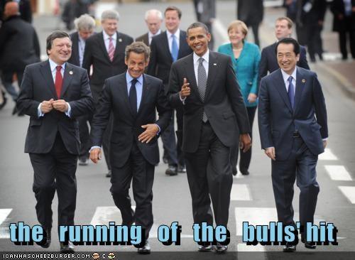 barack obama naoto kan Nicolas Sarkozy political pictures - 4998562560