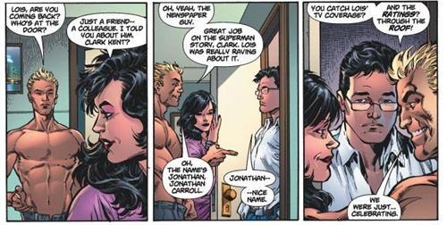 boyfriend,comics,johnathan carroll,lois lane,superheroes,superman