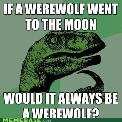 creatures dark side man moon sex space werewolf - 4998984192