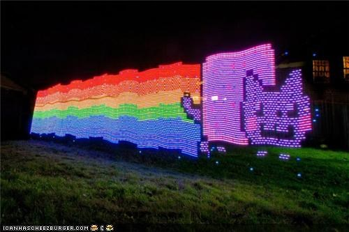 awesome IRL lightscythe memecats Memes Nyan Cat win - 4999478528