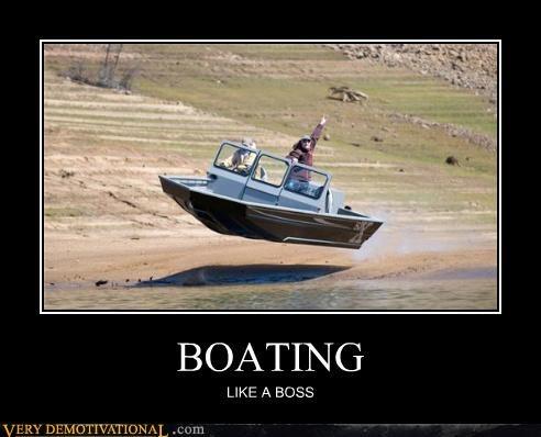 boating Like a Boss Pure Awesome - 4999977216