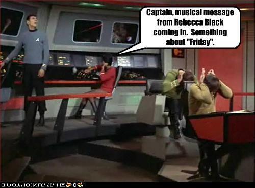 funny Leonard Nimoy sci fi Star Trek TV William Shatner - 5000679936