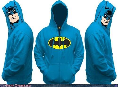 batman hoodie superheroes - 5001281024