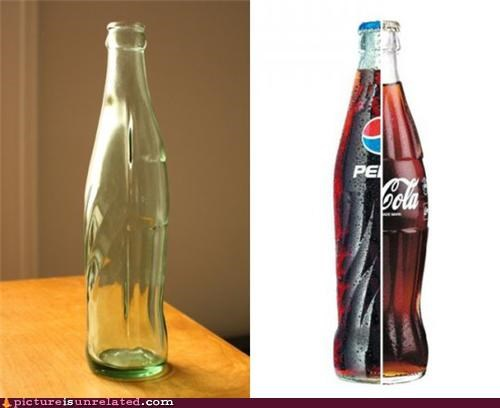 bottle coke pepsi soda wtf - 5001430016