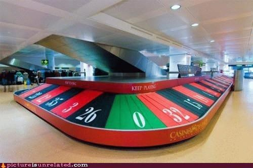 carousel gambling luggage roulette wtf - 5001437440