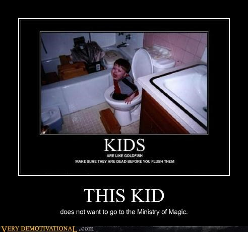 Harry Potter hilarious kid ministry of magic - 5001759232