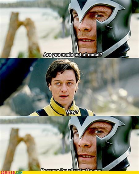 first class From the Movies james mcavoy Magneto michael fassbender professor x x men