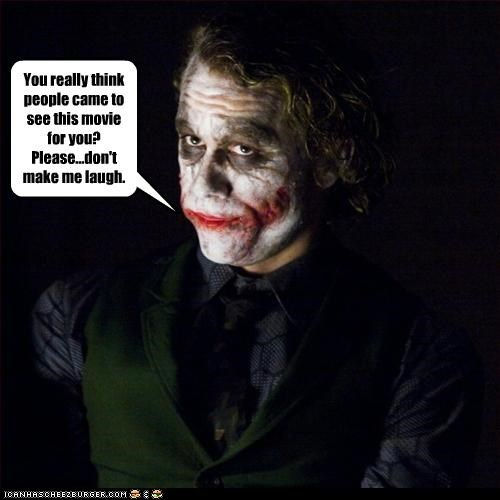 actor celeb funny heath ledger the dark knight rises the joker - 5003117568