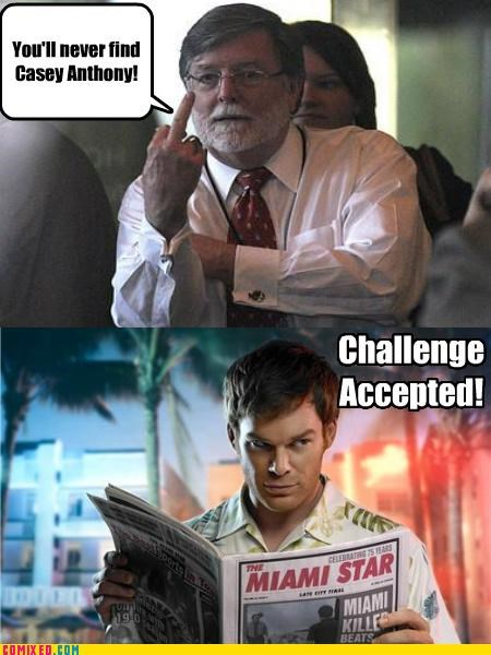 Dexter Would Do it for the Lulz