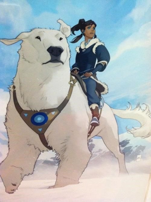 first look the last airbender The Legend of Korra - 5004764416