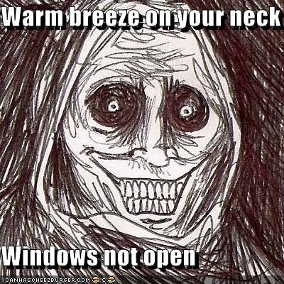 air breeze lurker never alone shadow sleep The Shadowlurker windows - 5005481472