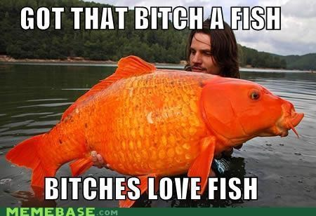 animemes fish hook Ladies Love puns sport - 5005486080