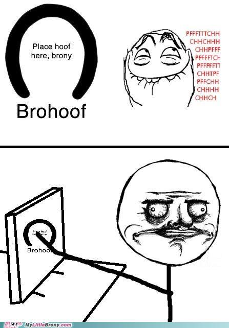 bro hoof,comics,me gusta,rage comic,screen