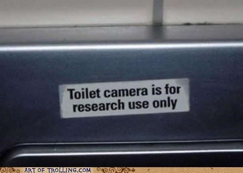 camera IRL research scary toilet wtf