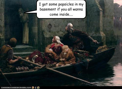 art color creepy funny historic lols painting - 5006801920