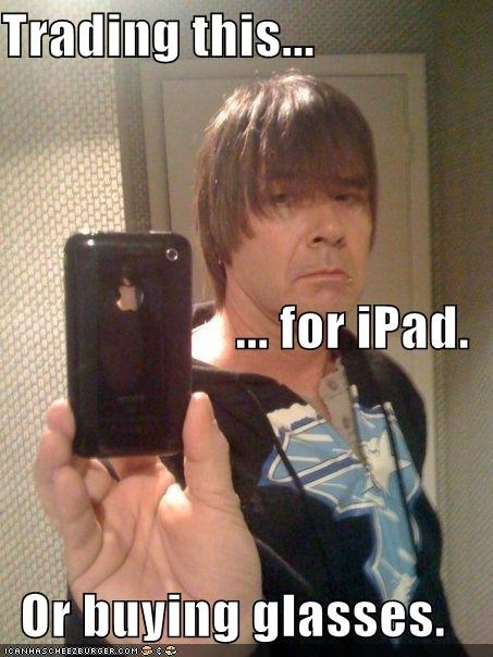 emo dad,emolulz,glasses,ipad