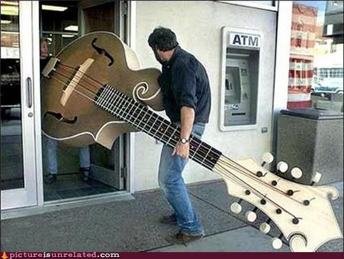 guitar huge instrument wtf - 5007598848