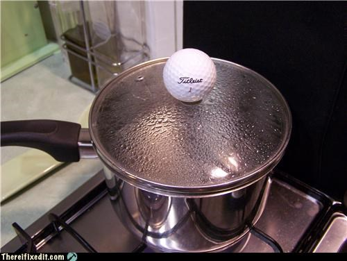 When Golf Balls retire....