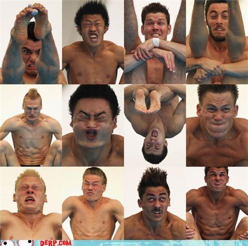 diving dudes olympics platform sport Sportderps - 5007868160