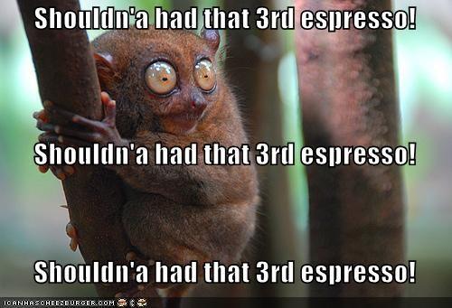 Shouldna Had That 3rd Espresso