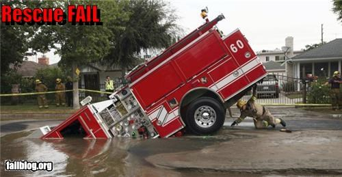 crash failboat firetruck futility g rated Professional At Work rescue - 5008030720
