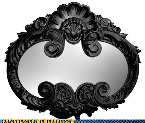 awesome batman mirror product Random Heroics - 5009234432