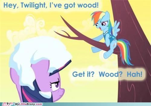 rainbow dash tree twilight sparkle wood - 5009269760