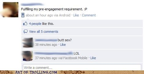 buttsecks cryptic engagement facebook - 5010032128