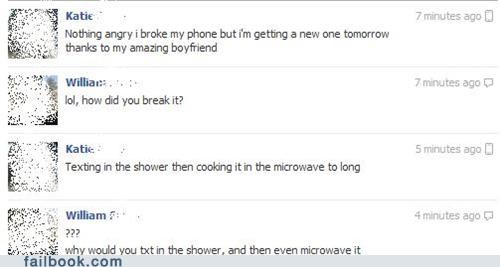 phone apple microwave hot pocket iphone failbook g rated - 5010501888