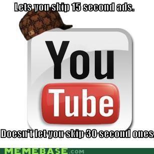 ads,Memes,minutes,skip,youtube