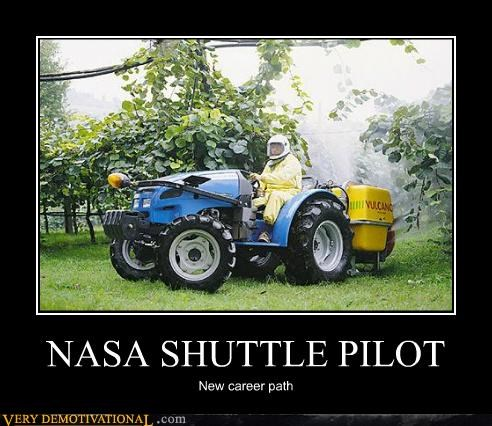 career path hilarious nasa pilot wtf