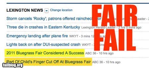 failboat fair g rated headline juxtaposition Music Probably bad News - 5011150592