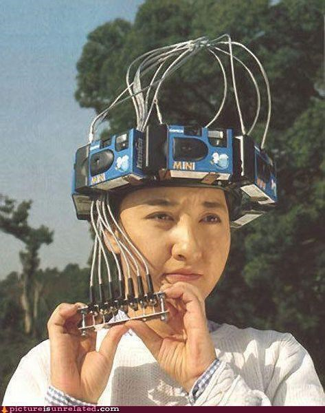 camera hat spy wtf - 5011323392