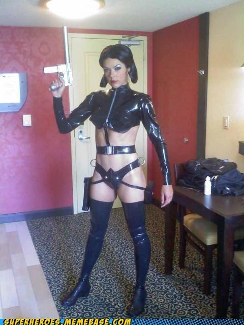 Adrianne curry costume SDCC Sexy Ladies Super Costume - 5011720704