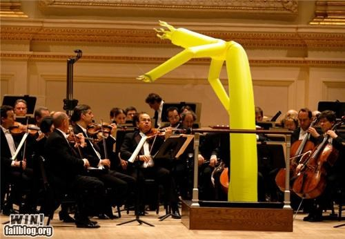 classical conductor wacky waving inflatable - 5011918080