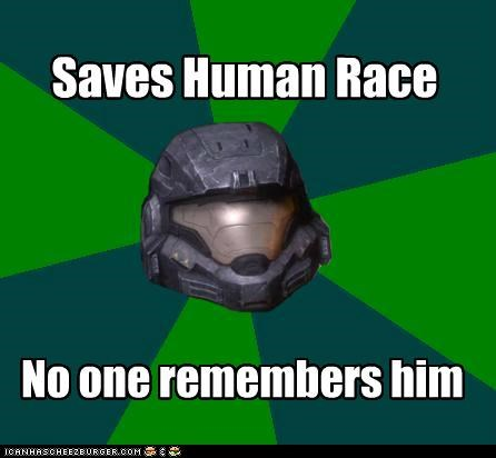 Saves Human Race No one remembers him
