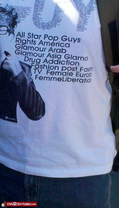 fashion,pop culture,shirt