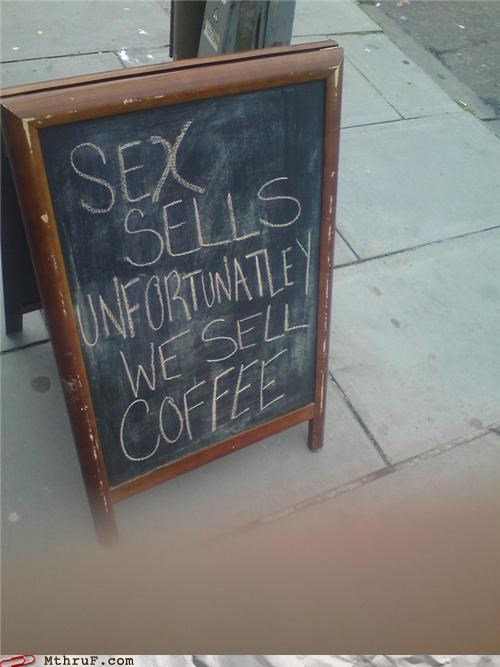coffee sex sign
